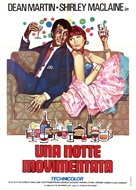 All in a Night's Work - Italian Movie Poster (xs thumbnail)