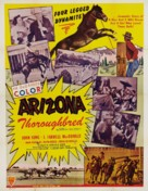 The Gentleman from Arizona - Re-release poster (xs thumbnail)