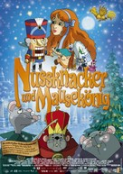 The Nutcracker and the Mouseking - German poster (xs thumbnail)