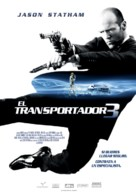 Transporter 3 - Uruguayan Movie Poster (xs thumbnail)