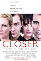 Closer - Movie Poster (xs thumbnail)