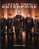"""Star Trek: Enterprise"" - Blu-Ray cover (xs thumbnail)"