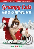 Grumpy Cat's Worst Christmas Ever - DVD cover (xs thumbnail)
