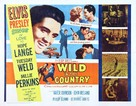 Wild in the Country - Movie Poster (xs thumbnail)