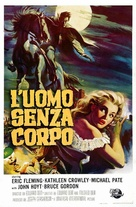 Curse of the Undead - Italian DVD movie cover (xs thumbnail)