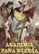 Akademia pana Kleksa - Polish Movie Cover (xs thumbnail)