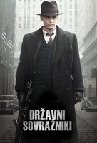 Public Enemies - Slovenian Movie Poster (xs thumbnail)