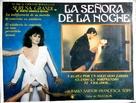 La signora della notte - Italian Movie Poster (xs thumbnail)