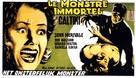 Caltiki - il mostro immortale - Belgian Movie Poster (xs thumbnail)