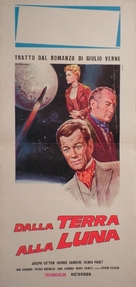 From the Earth to the Moon - Italian Movie Poster (xs thumbnail)
