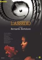 Besieged - Italian Movie Poster (xs thumbnail)