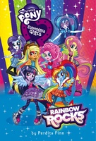 My Little Pony: Equestria Girls - Rainbow Rocks - Movie Cover (xs thumbnail)