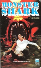 Shark: Rosso nell'oceano - German VHS cover (xs thumbnail)