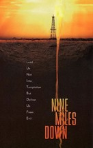 Nine Miles Down - DVD cover (xs thumbnail)