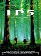 IP5: L'île aux pachydermes - French Movie Poster (xs thumbnail)