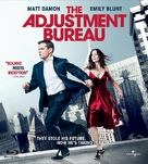 The Adjustment Bureau - Blu-Ray movie cover (xs thumbnail)