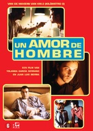 Amor de hombre - Dutch Movie Cover (xs thumbnail)