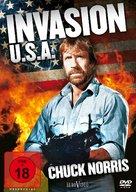Invasion U.S.A. - German DVD cover (xs thumbnail)