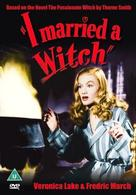 I Married a Witch - British DVD cover (xs thumbnail)