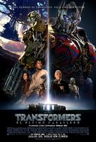Transformers: The Last Knight - Argentinian Movie Poster (xs thumbnail)