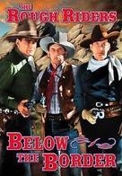 Below the Border - DVD cover (xs thumbnail)