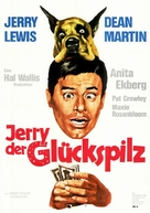 Hollywood or Bust - German Movie Poster (xs thumbnail)
