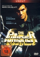 The Punisher - German DVD cover (xs thumbnail)