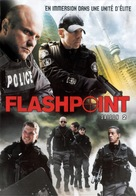 """""""Flashpoint"""" - French DVD movie cover (xs thumbnail)"""