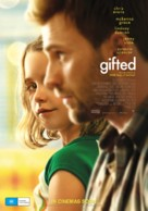 Gifted - Australian Movie Poster (xs thumbnail)