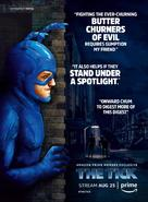 """The Tick"" - Movie Poster (xs thumbnail)"