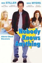 Nobody Knows Anything! - Movie Cover (xs thumbnail)