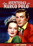 The Adventures of Marco Polo - Spanish Movie Cover (xs thumbnail)