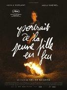 Portrait de la jeune fille en feu - French Movie Poster (xs thumbnail)