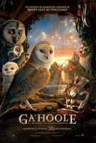 Legend of the Guardians: The Owls of Ga'Hoole - Chilean Movie Poster (xs thumbnail)