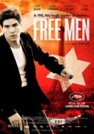 Les hommes libres - Movie Poster (xs thumbnail)