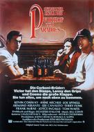 Paradise Alley - German Movie Poster (xs thumbnail)