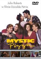 Mystic Pizza - Polish DVD movie cover (xs thumbnail)