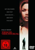 The Rich Man's Wife - German DVD cover (xs thumbnail)