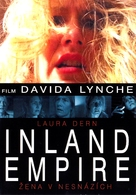 Inland Empire - Czech Movie Cover (xs thumbnail)