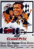 Grand Prix - German Movie Poster (xs thumbnail)