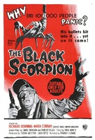 The Black Scorpion - Australian Movie Poster (xs thumbnail)