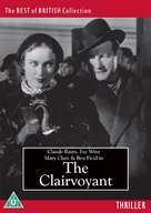 The Clairvoyant - British DVD cover (xs thumbnail)