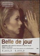 Belle de jour - Dutch Movie Poster (xs thumbnail)