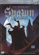"""""""Spawn"""" - Mexican DVD movie cover (xs thumbnail)"""
