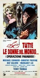 Se tutte le donne del mondo - Italian Movie Poster (xs thumbnail)
