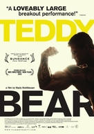 Teddy Bear - Movie Poster (xs thumbnail)