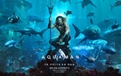 Aquaman - Portuguese Movie Poster (xs thumbnail)