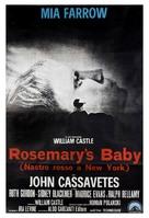Rosemary's Baby - Italian Movie Poster (xs thumbnail)