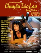 Pulp Fiction - Vietnamese poster (xs thumbnail)