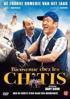 Bienvenue chez les Ch'tis - Dutch DVD movie cover (xs thumbnail)